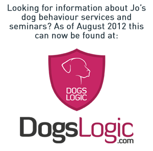 New Dog Behaviour website - Dogs Logic